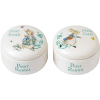 Beatrix Potter First Tooth And Curl Box