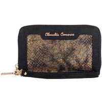 Claudia Canova Small Zip Round Wrist