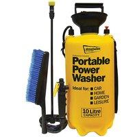 Streetwize Portable Power 10L Sprayer