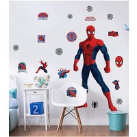 Marvel Spiderman Large Character Sticker