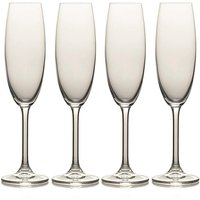 Mikasa Julie Set of 4 Flute Glasses