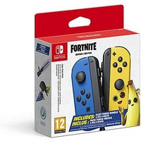 Joy-Con Pair Fortnite Edition Switch.