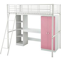 Melody High Sleeper with Storage
