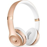 Beats Solo 3 Headphones Gold