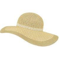 Monsoon Lana Lurex Floppy Hat