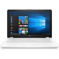 HP 15.6in Intel Core i3 8Gb Laptop White