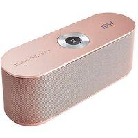 JDW Bluetooth Speaker Rose Gold
