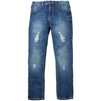 Union Blues Girls Rip and Repair Jeans