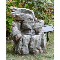Smart Garden Rock Fall Fountain