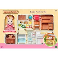 Sylvanian Families Classic Furniture Set at JD Williams Catalogue