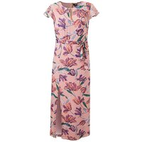 Lovedrobe Floral Print Column Maxi Dress