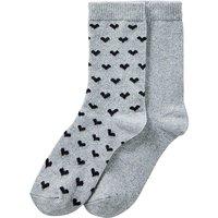2 Pack Cashmere Socks