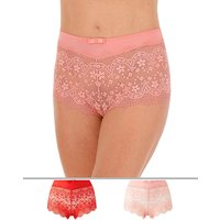 2 Pack Lottie Lace Briefs