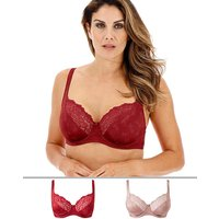 2pack Laura Full Cup Wired Bras