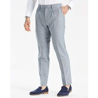 Hammond and Co Blue Sharkskin Trousers