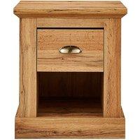 Alderley Oak Effect Side Table
