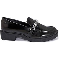 Chain Detail Chunky Loafer Standard Fit