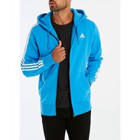 Adidas Essential 3 Stripe Hoody