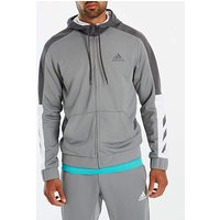 Adidas Basketball Action Full Zip Hoody
