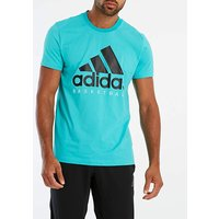 Adidas Basketball Gfx T-shirt