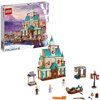 LEGO Disney Frozen Arendelle Castle.
