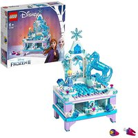 LEGO Disney Frozen Elsa's Jewellery Box.