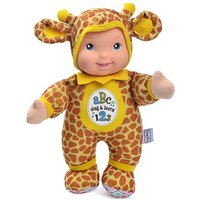 Baby's First Giraffe Sing & Learn Doll.