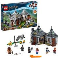 LEGO Harry Potter Hagrid's Hut.