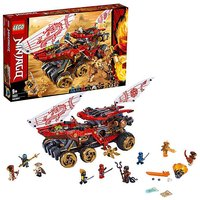 Image of LEGO NINJAGO Land Bounty