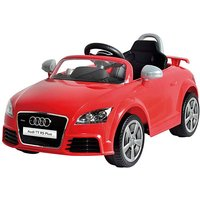 Image of Audi TT Electric Ride-On 6v - Red