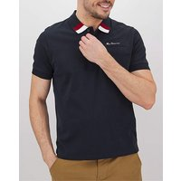 Ben Sherman Clean Trimmed Polo.