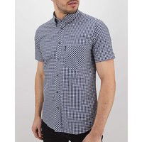 Ben Sherman Signature Gingham Shirt Long.