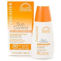 Sun Control Radiant Glow Fluid.