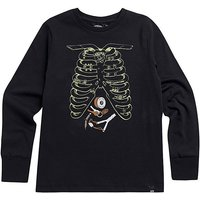 Animal Boys L/S Halloween Greedy Tee
