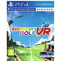 Everybodys Golf - PlayStation VR
