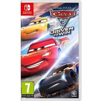 Cars 3: Driven to Win - Switch.