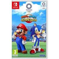 Mario & Sonic: Tokyo Olympics - Switch