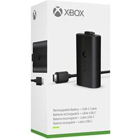 Xbox Series X Play & Charge Kit.