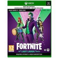 Fortnite: The Last Laugh - Xbox SX
