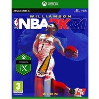 NBA 2K21 - Xbox SX.