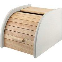 Bread Bin Roll Top Mini Grey