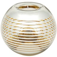 Gold Hoop Round Tealight Bowl at JD Williams Catalogue