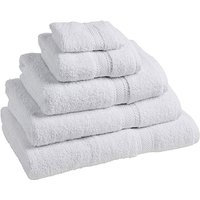 Supersoft Snuggle Towel White