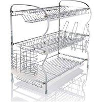 3-Tier Dish Rack