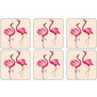 Sara Miller Set of 6 Coasters