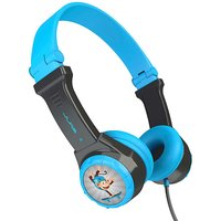 JLab JBuddies Folding Headphones Blue