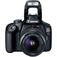 Canon EOS 4000D SLR Camera Lens Kit