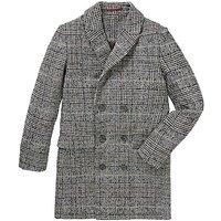 Jacamo Wool Check Coat R