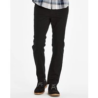 Slim Belted Black Jeans 31 in