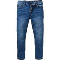 Skinny Midwash Jeans